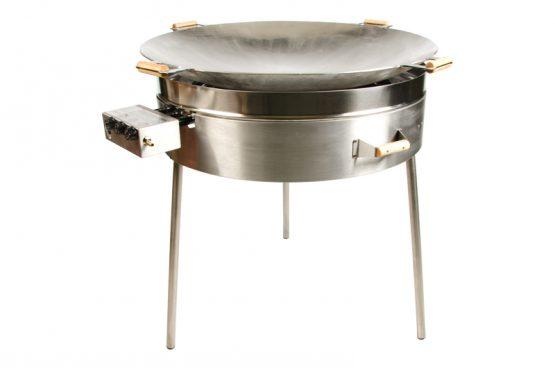GrillSymbol Paella Wok Set PRO-915