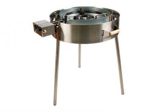 GrillSymbol Paella Frying Pan Set PRO-720