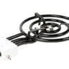 Grillsymbol Indoor and Outdoor Paella Gas Burner 25 kw