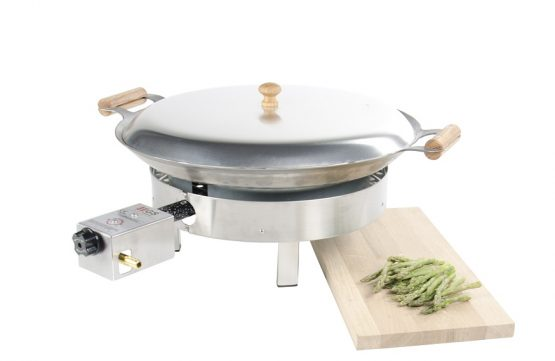 GrillSymbol Paella Frying Pan Set PRO-460