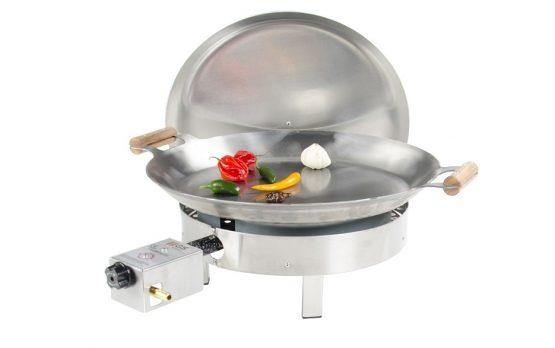 GrillSymbol Paella Frying Pan Set PRO-460