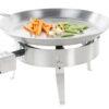 GrillSymbol Paella Frying Pan Set Basic-460