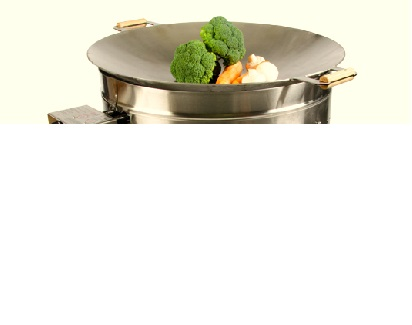 GrillSymbol Paella Wok-Solution Pro 675