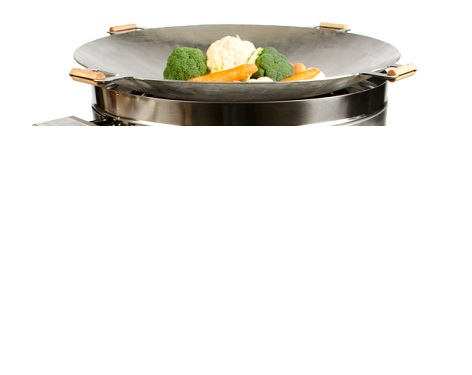 GrillSymbol Paella Wok-Solution Pro 915