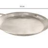 GrillSymbol Paella Frying Pan PRO-580