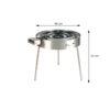 GrillSymbol Paella Gas Cooker TW-960