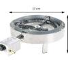 GrillSymbol Paella Gas Cooker TW-460