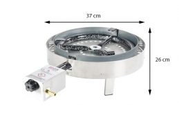 GrillSymbol Paella Gas Cooker TW-460