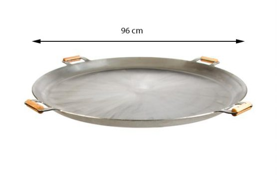 GrillSymbol Paella Frying Pan PRO-960 light