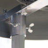 GrillSymbol Paella Frying Pan Set PRO-580