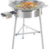 GrillSymbol Paella Cooking Set Basic-720, ø 72 cm