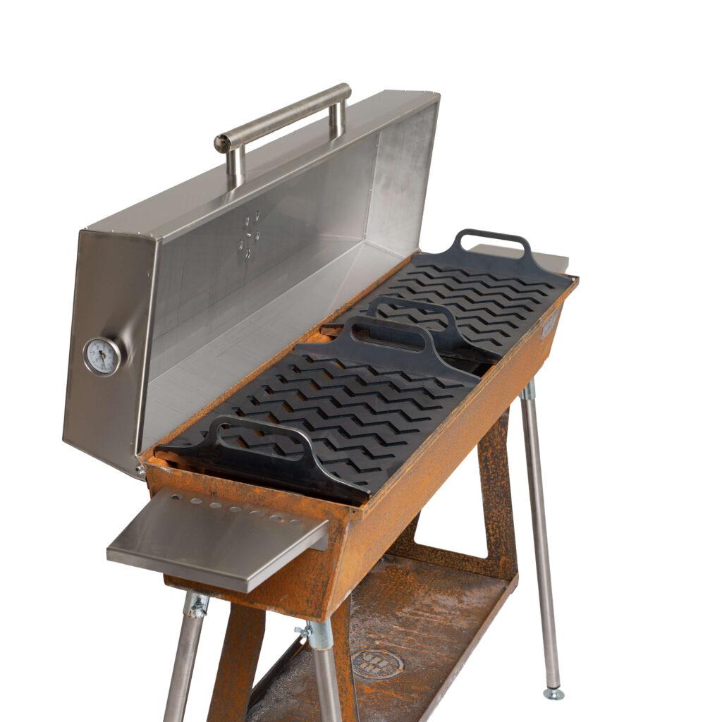 GrillSymbol Naked Chef XL Charcoal BBQ - GrillSymbol