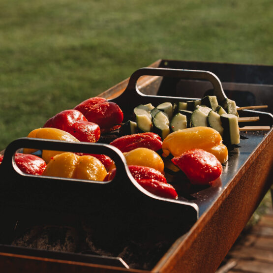 GrillSymbol Naked Chef XL Charcoal BBQ