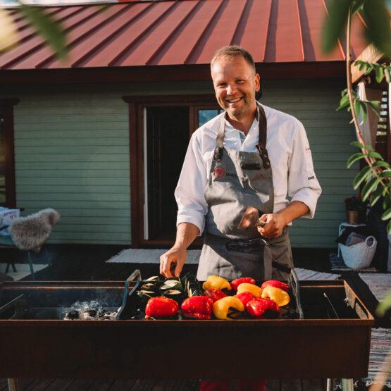 GrillSymbol Naked Chef XL Charcoal BBQ