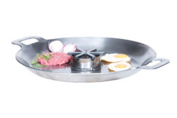 GrillSymbol Paella Skillet Wild Chef 46
