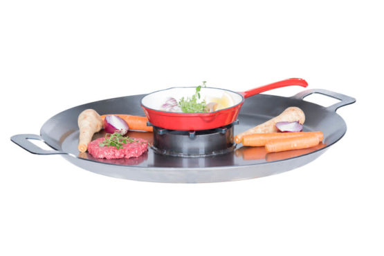 GrillSymbol Paella Skillet Wild Chef 580