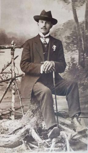 Smith Johannes Moisar